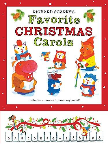Richard Scarry s Favorite Christmas Carols (Hardback): Richard Scarry