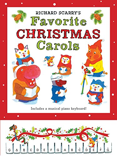 Richard Scarry's Favorite Christmas Carols (1402758243) by Scarry, Richard