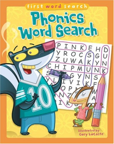 9781402758416: First Word Search: Phonics Word Search