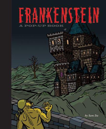 9781402758652: Frankenstein: A Pop-up Book
