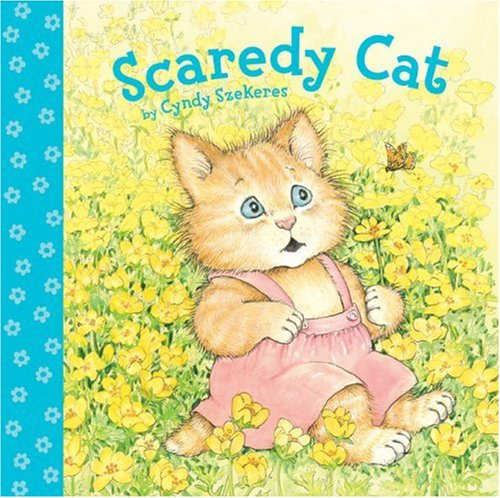 Scaredy Cat (1402759134) by Cyndy Szekeres