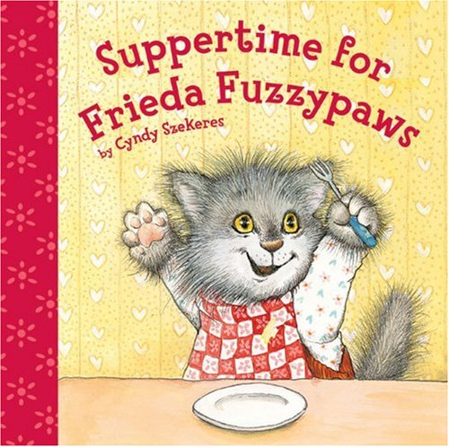 9781402759178: Suppertime for Frieda Fuzzypaws