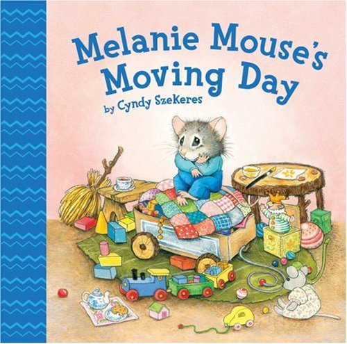 9781402759185: Melanie Mouse's Moving Day