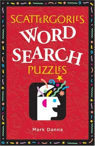 9781402759772: SCATTERGORIES Word Search Puzzles