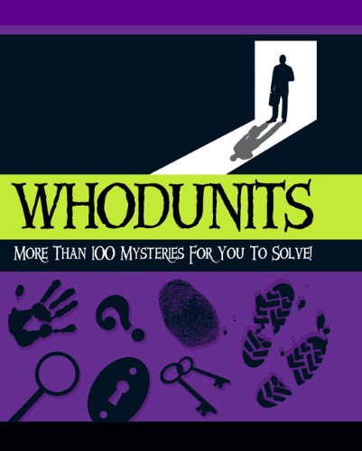 9781402760099: Classic Whodunits: More Than 100 Mysteries for You to Solve