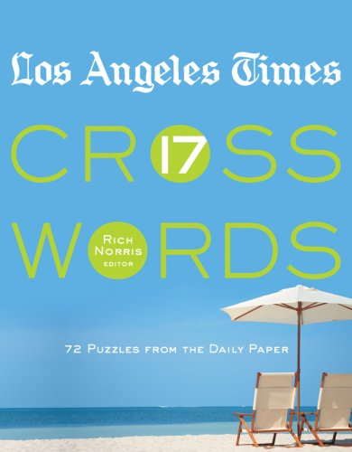 9781402760174: Los Angeles Times Crosswords 17: 72 Puzzles from the Daily Paper