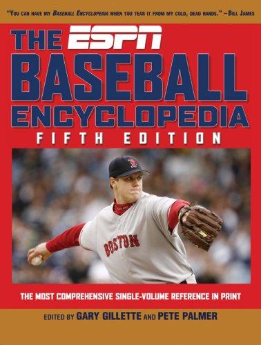 9781402760518: The ESPN Baseball Encyclopedia, Fifth Edition (ESPN Pro Baseball Encyclopedia)