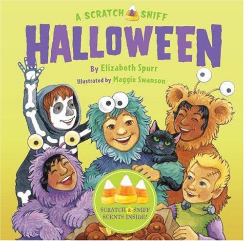 9781402760679: A Scratch & Sniff Halloween