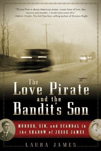 The Love Pirate and the Bandit's Son: James, Laura