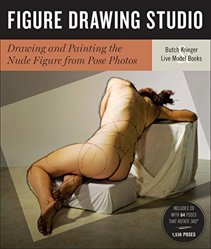 9781402761270: Figure Drawing Studio: Drawing and Painting the Nude Figure from Pose Photos