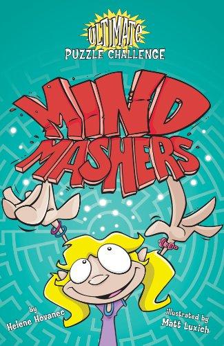 9781402762048: Ultimate Puzzle Challenge: Mind Mashers