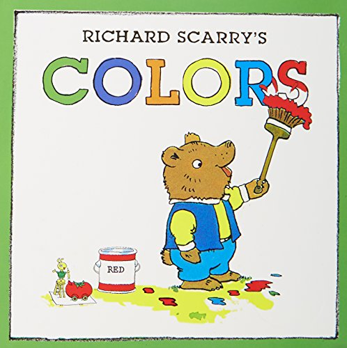 9781402762338: Richard Scarry's Colors