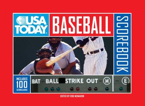 9781402762451: USA Today Baseball Scorebook: Includes 100 Scorecards