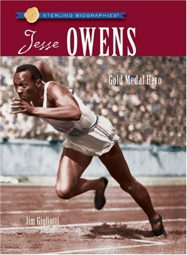 9781402763618: Sterling Biographies®: Jesse Owens: Gold Medal Hero