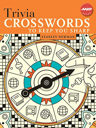 Trivia Crosswords to Keep You Sharp (AARP®) (140276376X) by Stanley Newman