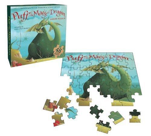 9781402763830: Puff, the Magic Dragon Jigsaw Puzzle