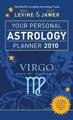 Your Personal Astrology Planner 2010: Virgo: Rick Levine, Jeff