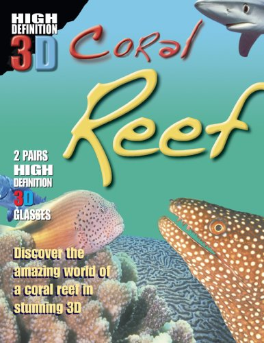 High Definition 3D Coral Reef: Madsen, Chris