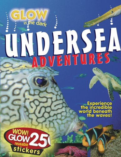 Glow in the Dark Undersea Adventures: Madsen, Chris