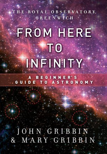 9781402765018: From Here to Infinity: A Beginner's Guide to Astronomy
