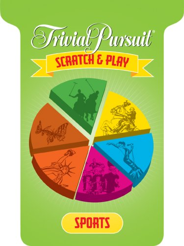 9781402765049: TRIVIAL PURSUIT® Scratch & Play Sports