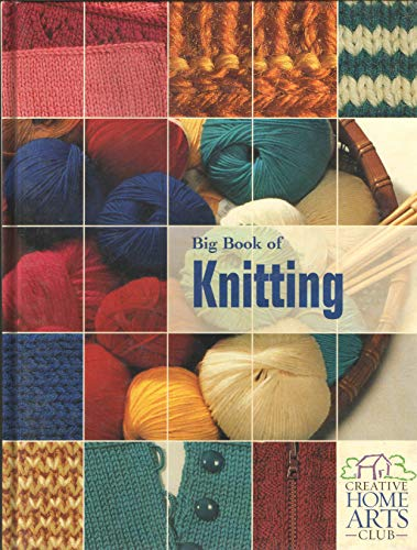 9781402765490: Big Book of Knitting