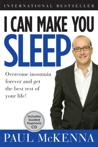 9781402765742: I Can Make You Sleep: Overcome Insomnia Forever and Get the Best Rest of Your Life! Book and CD