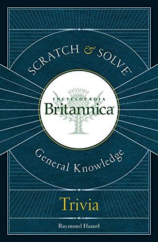 Scratch & Solve. Encyclopedia Britannica. General Knowledge Trivia ...