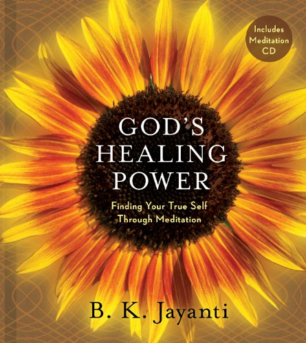 9781402766398: God's Healing Power: Finding Your True Self Through Meditation