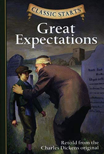 9781402766459: Classic Starts: Great Expectations (Barnes & Noble Leatherbound Classic Collection)