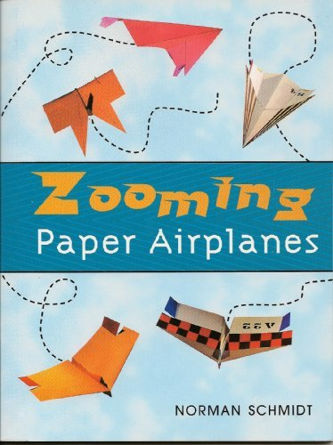 9781402766527: Zooming Paper Airplanes