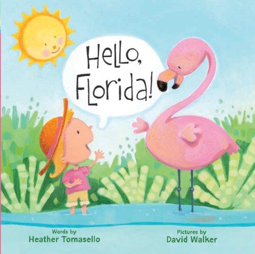 9781402766701: Hello, Florida! (Hello, America!)