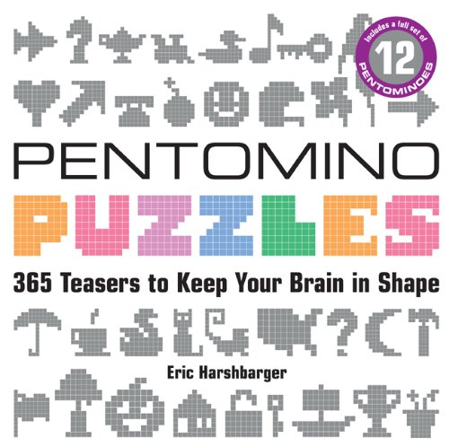 9781402766992: Pentomino Puzzles: 365 Teasers to Keep Your Brain in Shape
