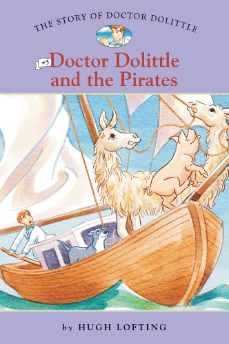 9781402767210: Doctor Dolittle and the Pirates