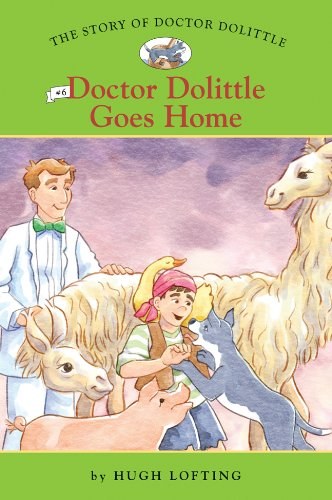 The Story of Doctor Dolittle #6: Doctor Dolittle Goes Home (Easy Reader Classics) (1402767226) by Lofting, Hugh