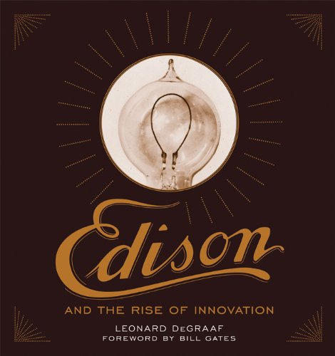 9781402767364: Edison and the Rise of Innovation