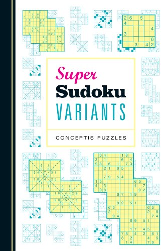 9781402767579: Super Sudoku Variants