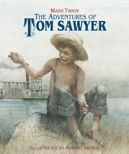 9781402767623: The Adventures of Tom Sawyer (Sterling Illustrated Classics)
