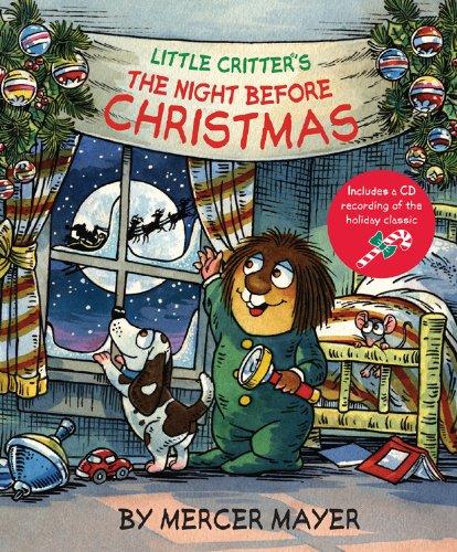 9781402767999: Little Critter®'s The Night Before Christmas (Little Critter series)