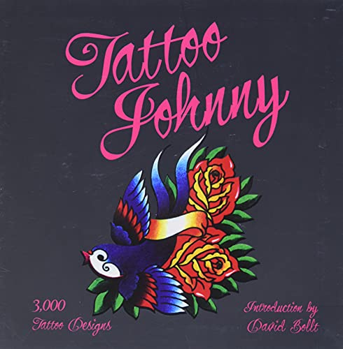 9781402768507: Tattoo Johnny: 3000 Tattoo Designs