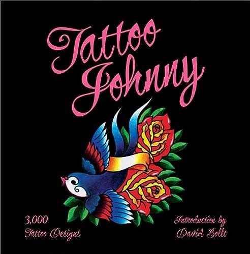 9781402768507: Tattoo Johnny: 3,000 Tattoo Designs