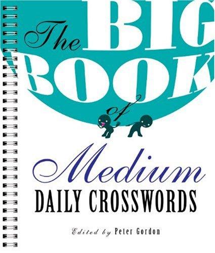 9781402768668: The Big Book of Medium Daily Crosswords