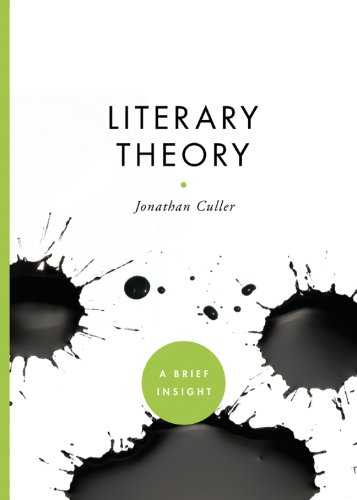 9781402768750: Literary Theory (A Brief Insight)