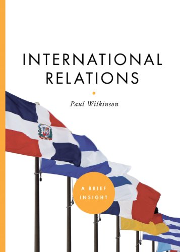 9781402768798: International Relations (A Brief Insight)