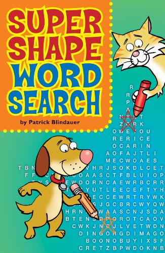 9781402769078: Super Shape Word Search