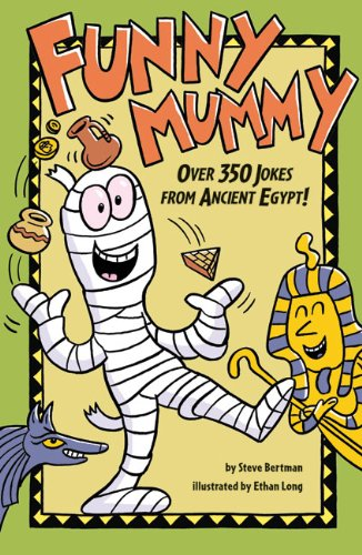 9781402769108: Funny Mummy: Over 350 Jokes from Ancient Egypt!
