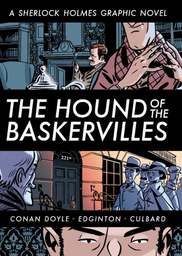 9781402770005: The Hound of the Baskervilles (Illustrated Classics): A Sherlock Holmes Graphic Novel