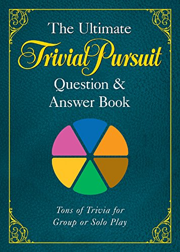 9781402770654: The Ultimate TRIVIAL PURSUIT® Question & Answer Book
