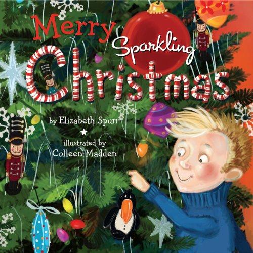 Merry Sparkling Christmas (Sparkling Stories): Spurr, Elizabeth