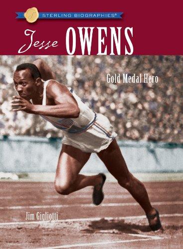 9781402771491: Sterling Biographies®: Jesse Owens: Gold Medal Hero